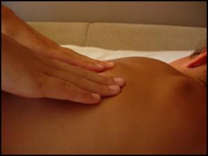 Back Massage - Fuquay-Varina Massage Therapy at Van Deusen