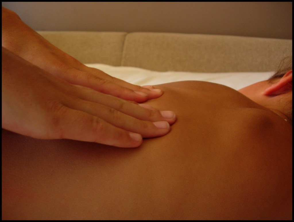 Back Massage - Fuquay-Varina Massage Therapy at Van Deusen