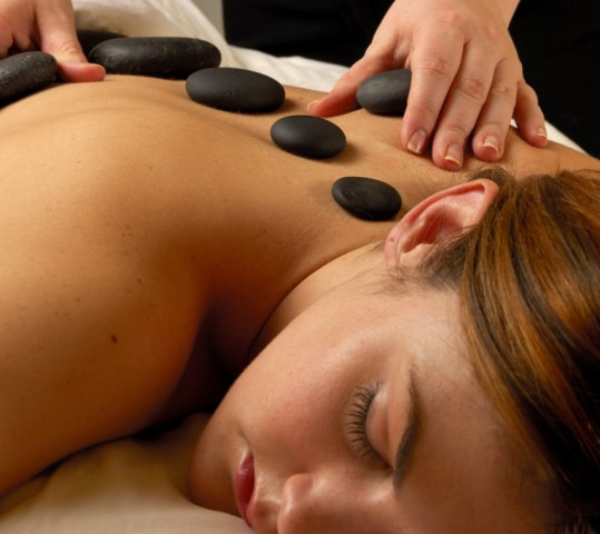 Hot Stone Treatments