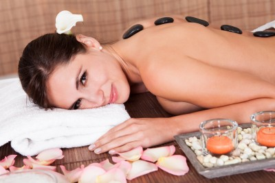 Hot Stone Therapy – Twice a Month